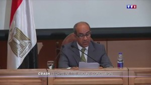 Crash dans le Sinaï : Le Caire refuse toujours de parler d'attentat