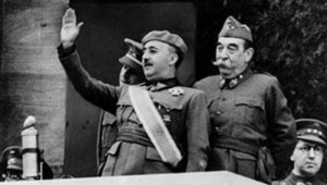 Francisco Franco, en 1939