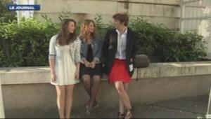 Journée de la jupe à Nantes