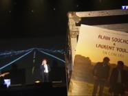 Le 20 heures du 20 avril 2015 : Alain Souchon et Laurent Voulzy en tournée, TF1 a filmé les répétitions - 1927.582