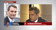"""Le retour de Sarkozy, """"un non évènement"""" juge Philippot"""