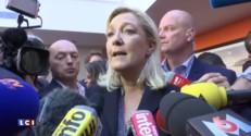 Marine Le Pen officialise sa candidature pour les régionales