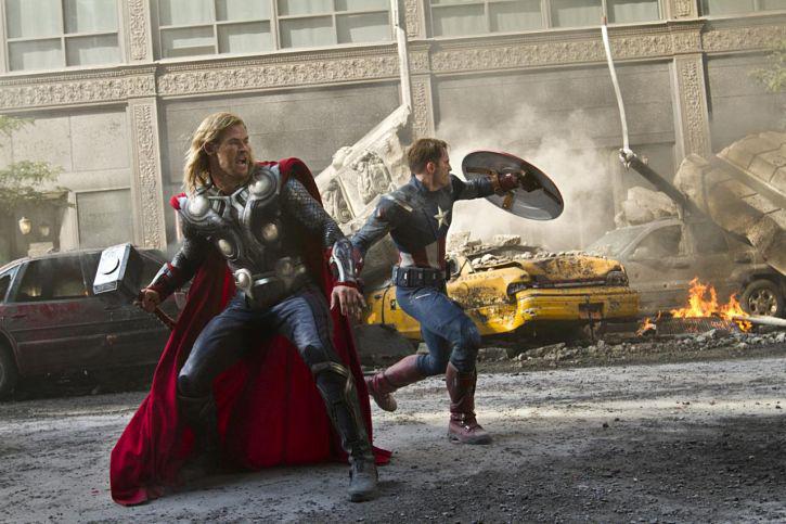 The Avengers de Joss Whedon