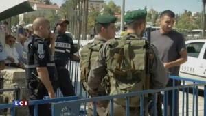 Violences en Israël : nouvelles mesures contre les violences palestiniennes