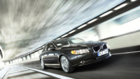 Volvo S80 - Tunnel