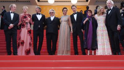Cannes 2016 festival jury Vanessa Paradis George Miller