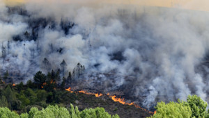 incendies Espagne
