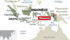 indonésie papouasie