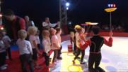 Le 13 heures du 30 août 2015 : Le cirque, l'école de la vie - 660