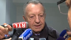 "Nantes-Lyon (0-0) : ""On avait besoin de se soigner"", affirme Aulas"