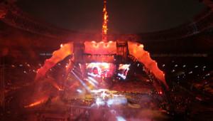 Concert de U2 à Moscou, 25 août 2010