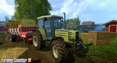 Des tracteurs, des champs à labourer et des arbres à couper : pas de doute, Farming Simulator 15 est disponible