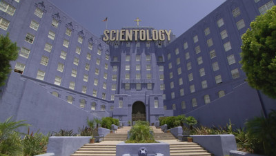 Going clear: Scientology and the prison of belief de Alex Gibney