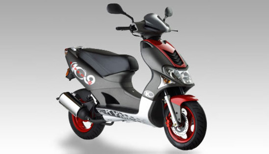 photo Kymco super 9 mmc50