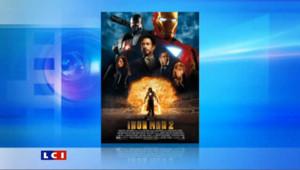 Les sorties cinéma de ce mercredi Iron Man 2