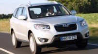 HYUNDAI Santa Fé 2.2 CRDi 197 4WD Pack Executive 7pl - 2010