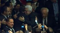 """La Palestine est devenue jeudi un Etat observateur aux Nations unies, lors d'un vote historique à l'Assemblée générale de l'ONU qualifié par le président palestinien Mahmoud Abbas d'""""acte de naissance"""" et accueilli par une explosion de joie à Ramallah."""