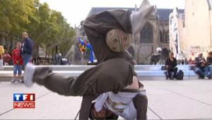 Foot freestyle : un sport acrobatique !
