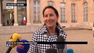 Jean-Pierre Jouyet est toujours soutenu par l'Elysée, selon Royal
