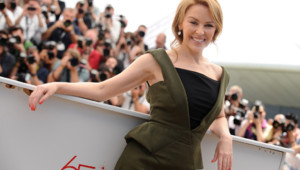 Kylie Minogue au photo-calll Holy Motors - Cannes 2012