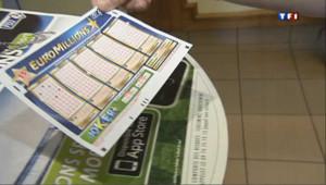 La cagnotte de la loterie européenne est en effet passée de 15 millions à 100 millions d'euros.