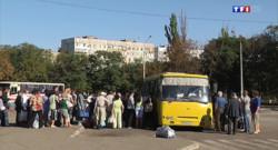 Le 20 heures du 31 août 2014 : Ukraine : Marioupol se pr�re �ne offensive des pro-russes - 1714.0902354736327