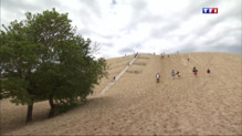 Le 20 heures du 4 mai 2015 : La dune du Pilat, bientôt propriété de l'Etat - 1500.3370000000002