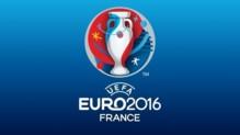 Le logo officiel de l'Euro 2016.