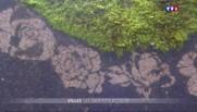 Le tag propre, quand l'eau à haute-pression remplace la bombe de peinture