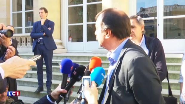 """Loi travail : """"Les désaccords sont confirmés"""" a annoncé Philippe Martinez"""