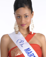 Miss Martinique portrait