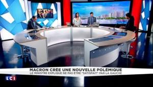 """Objectif 2017 ? """"Macron l'affranchi veut s'installer dans le paysage politique"""""""