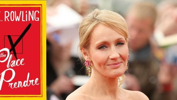 """""""Une place à prendre"""", le nouveau roman de J.K. Rowling, l'auteure de la saga Harry Potter"""