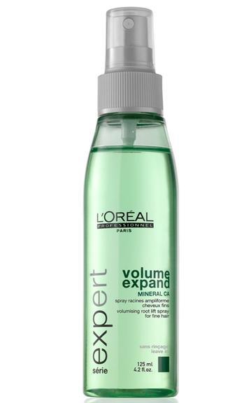 Spray Volume Expand de L'Oréal pour cheveux fins