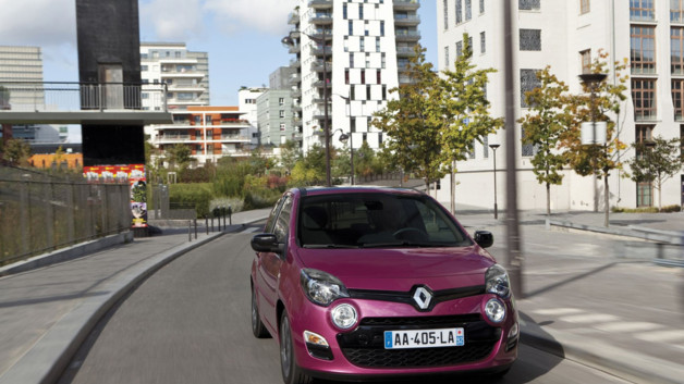 Renault Twingo 2012