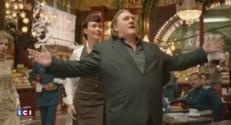 Blacklisté, Gérard Depardieu ne peut plus fouler le sol ukrainien