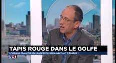 """Hollande invité du Conseil de coopération du golfe : """"Un signe qu'on est très en colère contre Obama"""""""