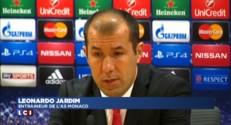 """Léonardo Jardim, entraîneur de l'AS Monaco : """"Je suis content du résultat"""""""