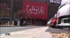 Les Galeries Lafayette ferment les magasins de Thiais et Béziers
