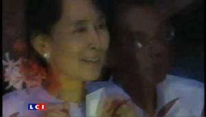 Libération d'Aung San Suu Kyi : un premier pas ?