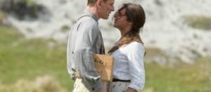 Michael Fassbender et Alicia Vikander ont tourné ensemble dans Une vie entre deux océans.