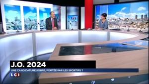 """Paris candidate aux JO 2014 : """"On a de beaux atouts devant nous"""""""