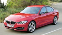 BMW 316d 116 ch Luxury A - 2012