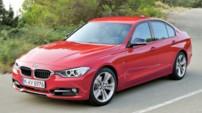 BMW 316d 116 ch Luxury A - 2012