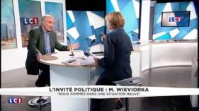 """Selon le sociologue Michel Wieviorka, """"nous sommes dans une situation neuve de réveil social"""""""