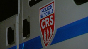 CRS police policiers
