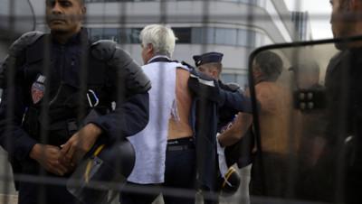 Deux dirigeants d'Air France ont été pris en chasse par des salariés de l'entreprise