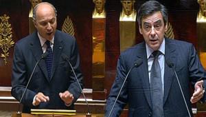 Duel Fabius-Fillon lors de la motion de censure