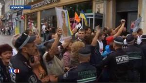 Euro 2012 : Kiev face au boycott européen