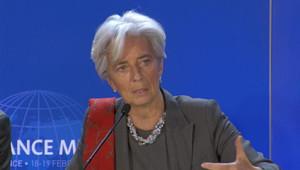 G20 : la conférence de presse de Christine Lagarde (19/02/2011)